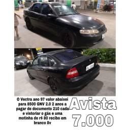 Carro vectra 97
