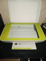 Impressora multifuncional HP com cartucho