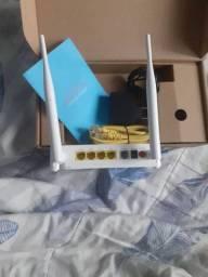 Roteador Zte Multilaser Pro, Modelo Ont Gpon 2 Antenas F660