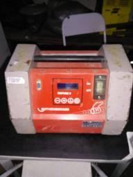 Máquina de solda por eletrofusão Rothenberguer Modelo Rofuse II