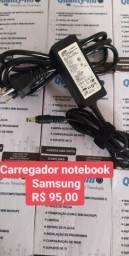 Carregador de notebook Samsung