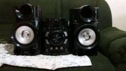 Rádio LG 650 RMS