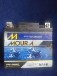 Vendo Bateria para Moto