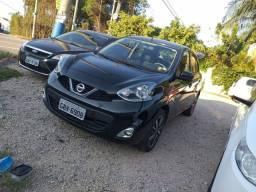 Nissan march 1.6 CVT 2018