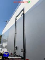 Toco gancheiro 6.50mts frigorifico Mathias Implementos