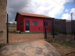 Casa em Águas Lindas de Goiás, 2 Quartos, para financiar sem entrada