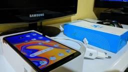 Samsung j4 core 16 gb, cobre, semi-novo com garantia de 4 meses