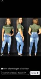 Calça jeans Strass 44