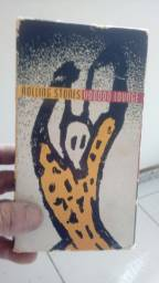 Fita VHS Rolling stones