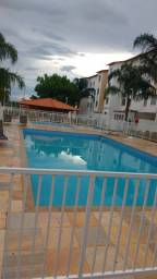Otimo Apart de 2 Quartos Térreo na QD 104 no Total Ville Santa Maria DF *