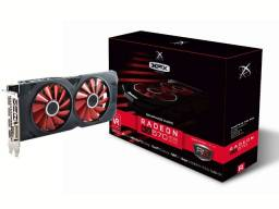 Kit i3 9100F + XFX Radeon RX 570 4GB