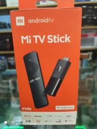Mi Tv stick novos lacrados globais originais com garantia de 3 meses