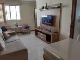 Excelente apartamento de 2 quartos com vaga no Recanto das Palmeiras