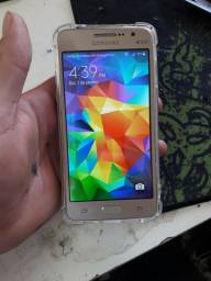Samsung Galaxy Gran Prime Todo OK AC Cartão