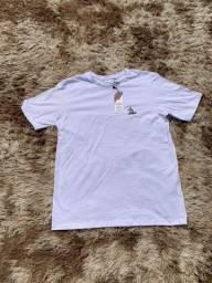 Camiseta Lacoste coqueiro