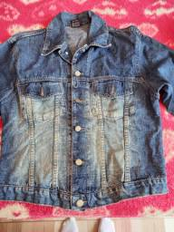 Casacos e jaquetas semi-novas