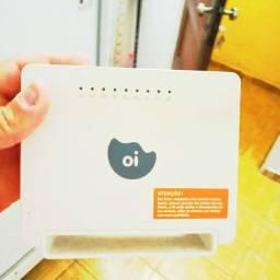 Modem Wi-Fi wireless internet sem fio