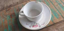 Jogo de chá para decoração