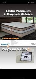 Cama Box Premium