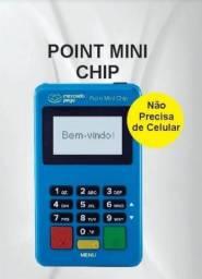 Poit mini chip não precisa de celular