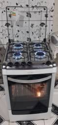Lindo fogão Electrolux Super Chef automático conservadissimo