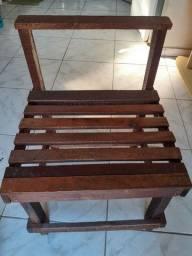Cadeira Rústica