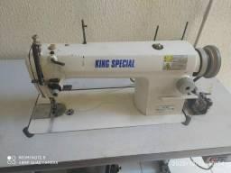 Maquina reta King especial