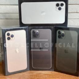 Iphone 11 pro Max 256GB novo lacrado