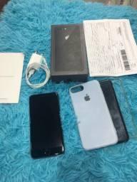 IPhone 8 Plus com nota fiscal
