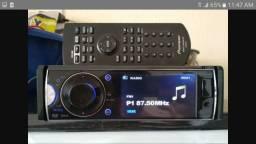 Dvd Pioneer Bluetooth com controle