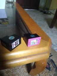Kit Cartuchos HP 122 Color Preto e Colorido Deskjet 2050 3050 2000