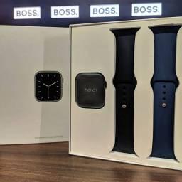 Smartwatch iWO 12 Lite 44mm com 2 pulseiras