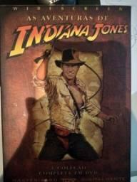 4 DVDs As Aventuras de Indiana Jones