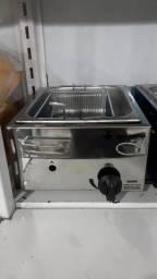 Fritador a gás  1 cuba 1/2 SFG1 marca Venâncio