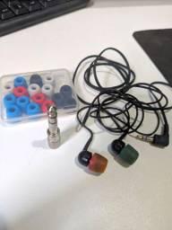 Sennheiser IE4 ( Fone In Ear Monitor De Palco )