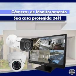 Speed Dome, Monitoramento 24H, Sistema CFTV, Câmeras Motorola