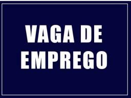 VAGA- auxiliar financeiro HOMEM