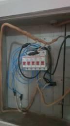 Encanador e eletricista