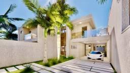 Duplex em rua privativa com 4 suítes, fino acabamento em ótima localização no Eusébio!