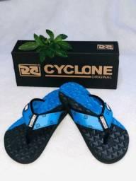Chinelo Cyclone Bicolor