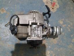 Mine motor de quadriciclo 2T