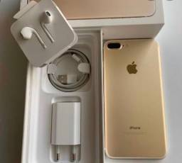 iPhone 7 Plus 32 gigas gold