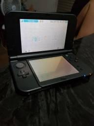 New Nintendo 3DS XL vários jogos desbloq