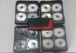 CD/DVD Organizadores 100,00
