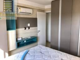 Apartamento No Calhau ,3 Suítes ,100% Nascente ,Móveis Projetado ,