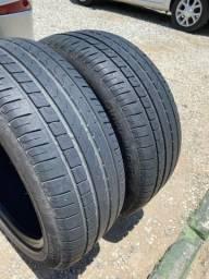2 Pneus Pirelli aro 17 215/50 Cinturado P7