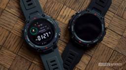 Amazfit t rex rock black