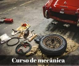 Curso de mecânica de carro EAD