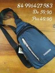 Mini mochilas transversal