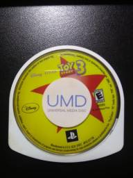 Sonic Rivals 2 , Toy story 3 e Carros 2 - PSP - Playstation Portable
